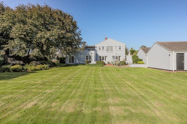 Thumbnail Detached house for sale in Main Road, Colby, Isle Of Man