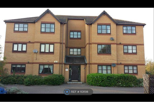 1 bed flat to rent in Wimborne Crescent, Milton Keynes MK4
