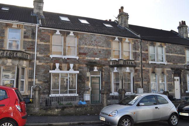 Thumbnail Maisonette to rent in Stanley Road West, Bath