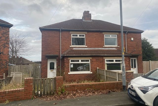 Thumbnail Semi-detached house to rent in Sunnyhill Crescent, Wrenthorpe, Wakefield