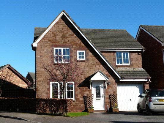 Thumbnail Detached house to rent in Pennine Drive, Paignton, Devon