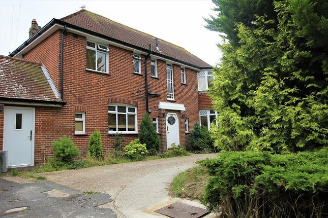 Thumbnail Detached house for sale in Harley Shute Road, St. Leonards-On-Sea, East Sussex.