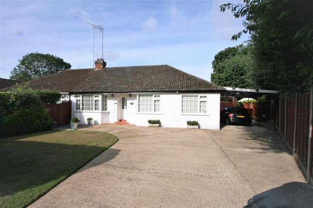 Thumbnail Bungalow for sale in Oak Avenue, Bricket Wood, St. Albans