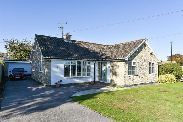 Thumbnail Detached bungalow for sale in Acaster Lane, Bishopthorpe, York