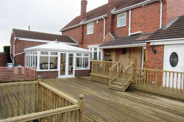 Thumbnail Detached house for sale in Chesterfield Road North, Mansfield, Nottinghamshire