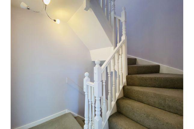Staircase of Kielder Way, Hull HU7