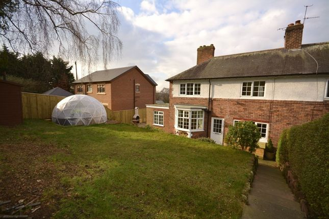 Thumbnail Semi-detached house for sale in Crescent Drive, Helsby, Frodsham