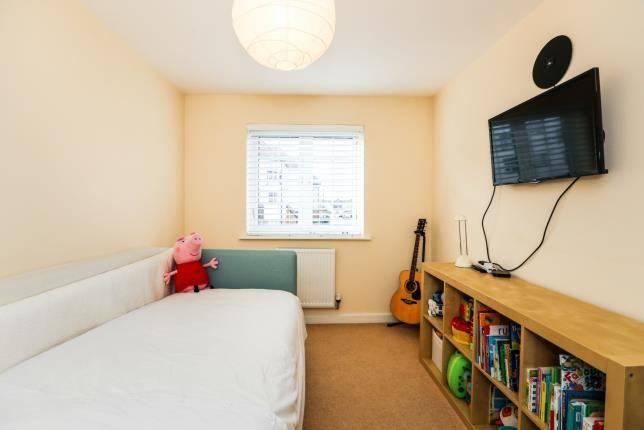 Bedroom 3 of Wissen Drive, Letchworth Garden City, Hertfordshire, England SG6