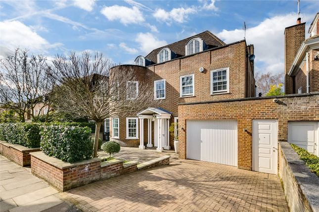 Thumbnail Detached house to rent in Springfield Road, St John's Wood, London