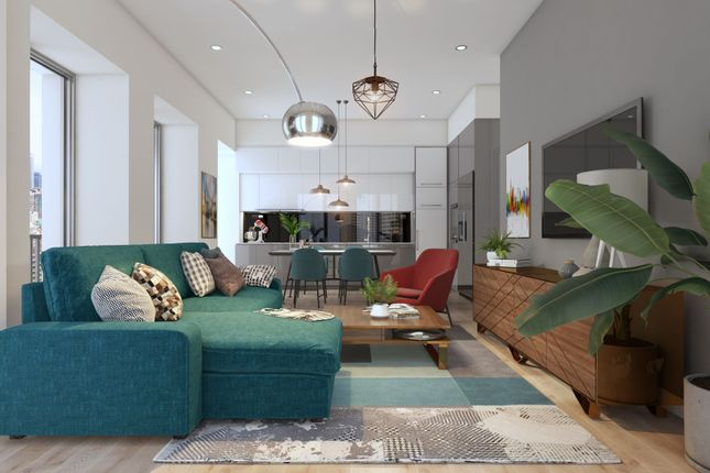 Thumbnail Flat for sale in Great Jackson Street, Manchester