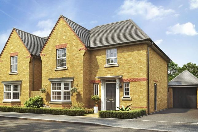 """4 bed detached house for sale in """"Shenton"""" at Edward Pease Way, Darlington DL2"""