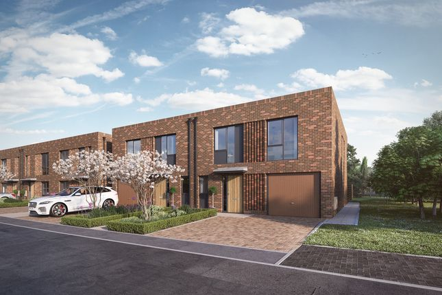 "Thumbnail Property for sale in ""The Campbell"" at The Kestrels, Bucknalls Drive, Bricket Wood, St.Albans"