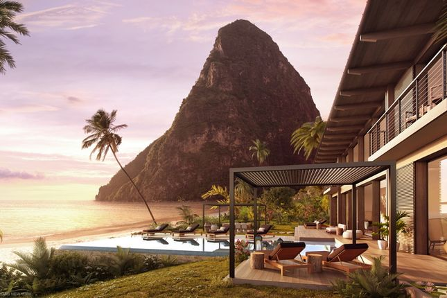 Thumbnail Villa for sale in Soufriere, St Lucia