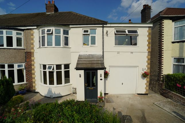 4 bed semi-detached house for sale in Westwick Road, Greenhill, Sheffield S8