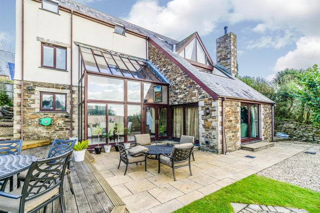 Thumbnail Detached house for sale in Plintona View, Plympton, Plymouth