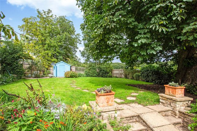 Garden of Stocken Hall Mews, Stretton, Oakham, Rutland LE15