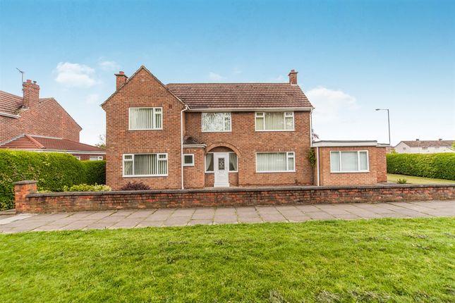 Thumbnail Detached house for sale in Melrose Avenue, Billingham