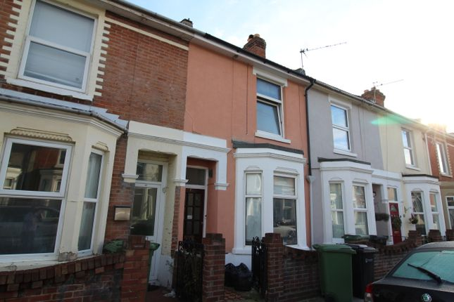 Thumbnail Terraced house to rent in Jubilee Road, Southsea