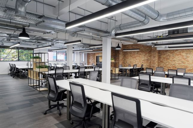 Thumbnail Office to let in Baltic Street, London