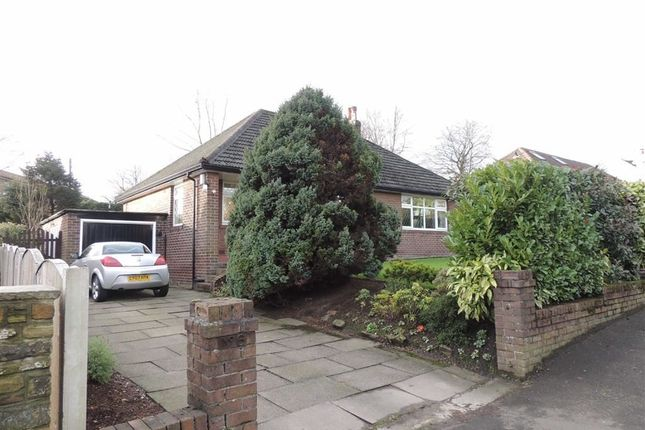 Thumbnail Detached bungalow for sale in Back Moor, Mottram, Hyde