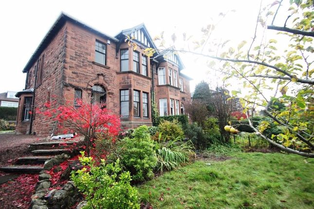 Thumbnail Semi-detached house to rent in Laggan Road, Glasgow