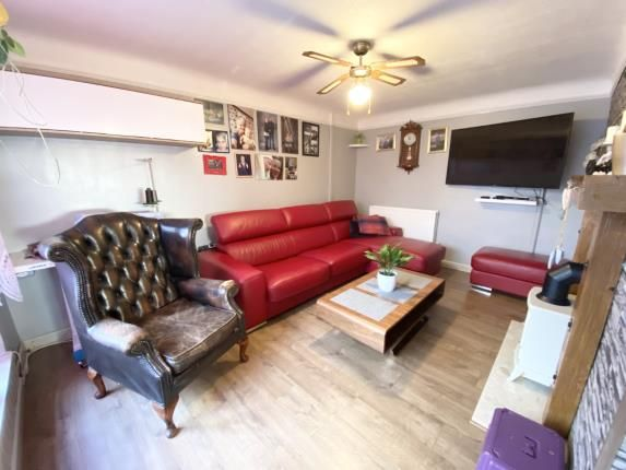 Lounge of Red Hall Avenue, Connah's Quay, Deeside, Flintshire CH5
