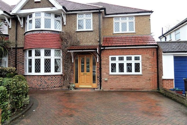 Thumbnail Semi-detached house to rent in Blossom Waye, Hounslow
