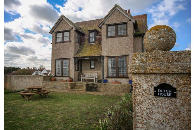 Thumbnail Detached house for sale in Coast Road, New Romney