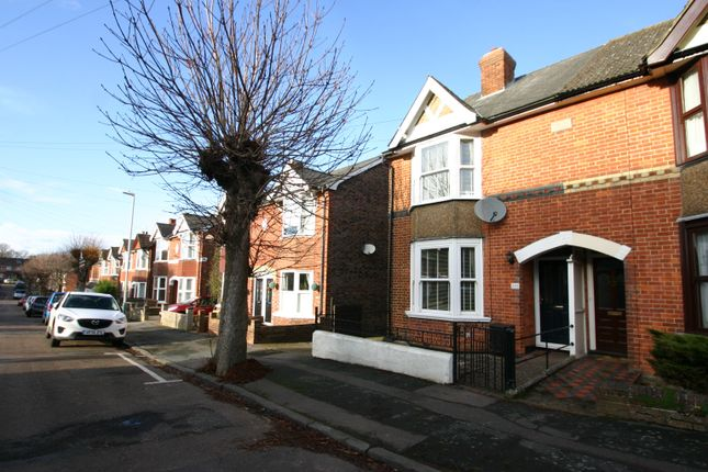 Thumbnail Semi-detached house for sale in Erskine Park Road, Rusthall Tunbridge Wells