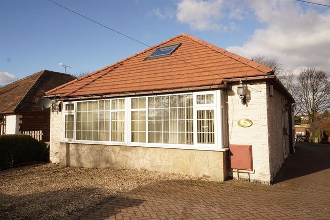Thumbnail Detached bungalow for sale in Hemsworth Road, Norton Lees, Sheffield