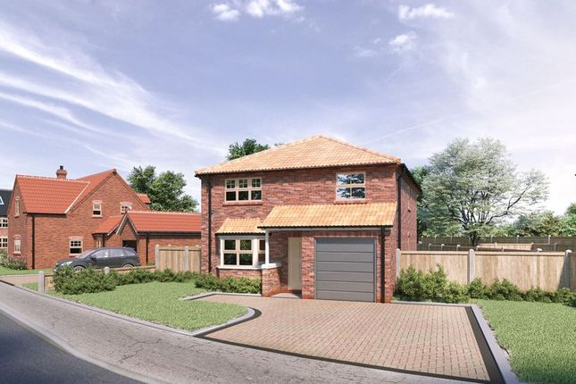 Thumbnail Detached house for sale in Plot 7, Lakeside, Ealand