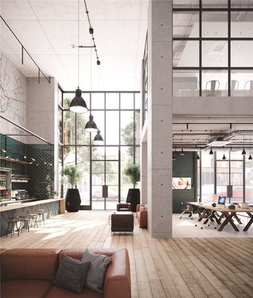 Thumbnail Flat for sale in One West Point, Acton