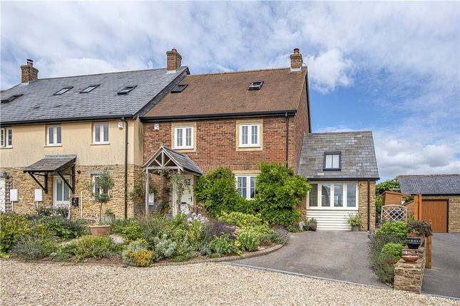 Thumbnail End terrace house for sale in Water Street, Seavington, Ilminster, Somerset