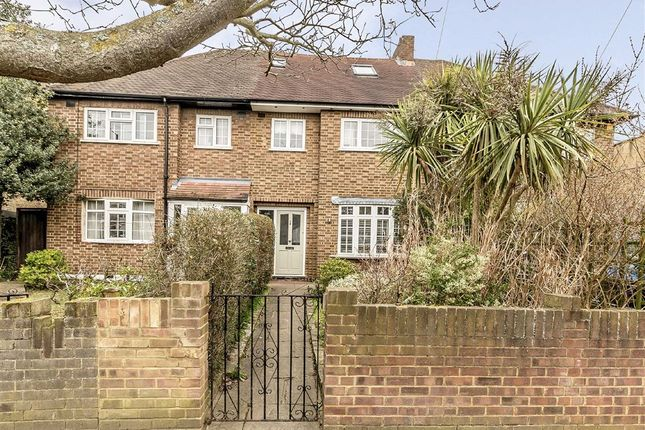 3 bed terraced house for sale in Church Road, Teddington
