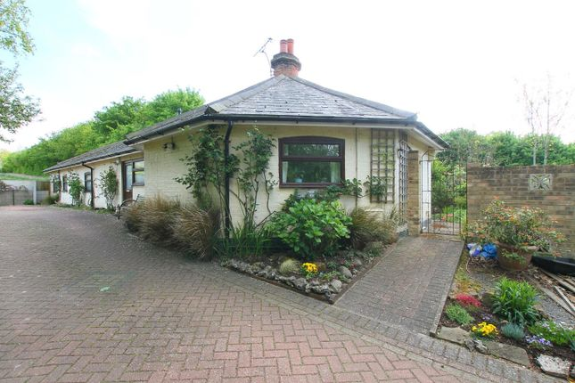 Thumbnail Detached bungalow for sale in Wick Lane, Barham, Canterbury