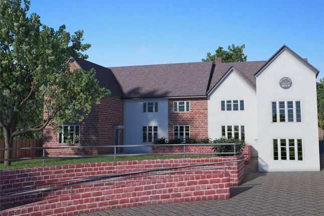 Thumbnail Flat for sale in High Street, Great Yeldham, Halstead, Essex