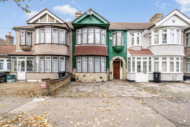 3 bed terraced house for sale in Fairlop Road, Barkingside, Ilford IG6