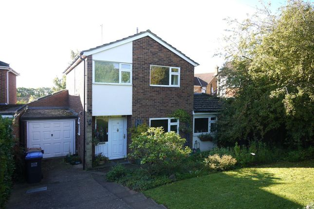 4 bed detached house for sale in Bacons Drive, Cuffley, Potters Bar