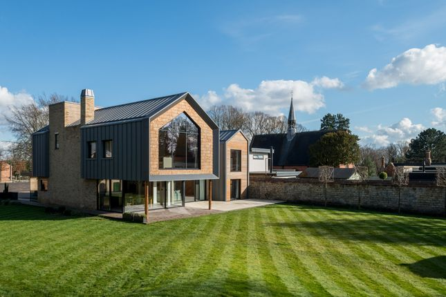 Thumbnail Detached house for sale in Highwall, Sewell Road, Lincoln