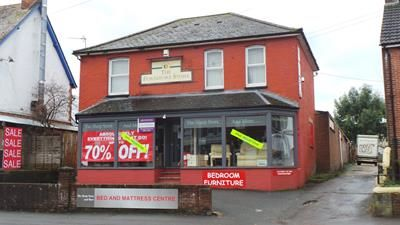 Thumbnail Retail premises to let in Hythe Road, Ashford, Kent