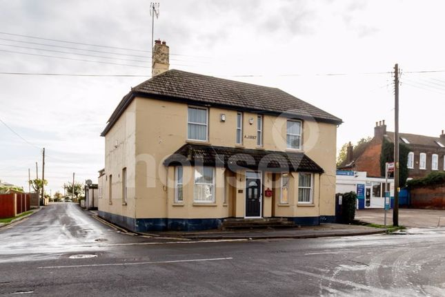 Thumbnail Detached house for sale in Chequers Road, Minster On Sea, Sheerness