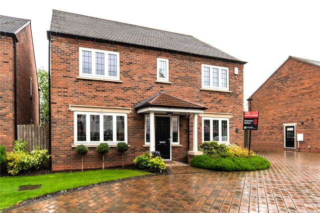 Thumbnail Detached house for sale in Handley Cross Mews, Cantley, Doncaster
