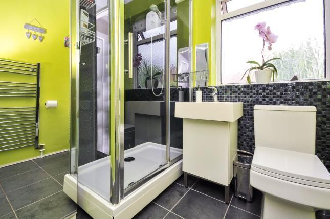 Shower Room of Kent House Road, Sydenham, London, . SE26