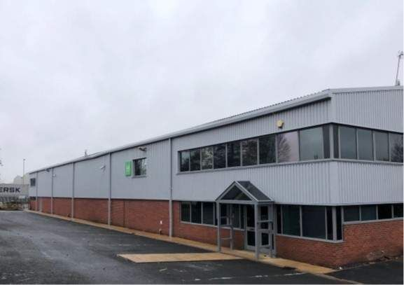 Thumbnail Light industrial to let in Unit H, Willenhall Trading Estate, Rosehill