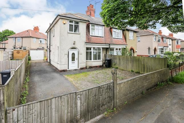 Thumbnail Semi-detached house for sale in Skipton Road, Harrogate, North Yorkshire