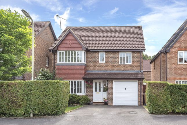 Thumbnail Detached house for sale in Harvest Road, Chandler's Ford, Eastleigh, Hampshire