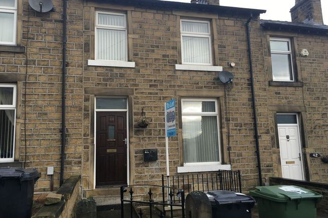 Thumbnail Terraced house to rent in Everard Street, Crosland Moor, Huddersfield