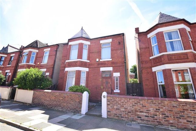 Thumbnail Semi-detached house for sale in Grosvenor Drive, Wallasey, Merseyside