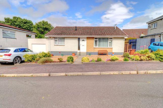 Thumbnail Detached bungalow for sale in 4 Parkwood Gardens, Broxburn, West Lothian