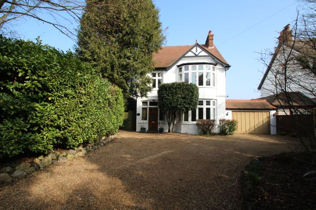 Thumbnail Detached house to rent in Crofton Lane, Petts Wood, Orpington
